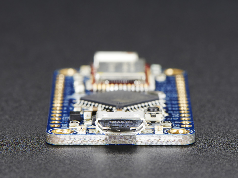 Adafruit Bluefruit LE Micro - Bluetooth Low Energy + ATmega32u4