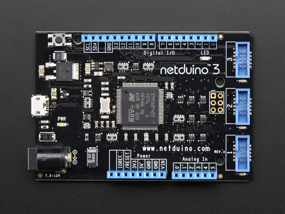 NETduino 3