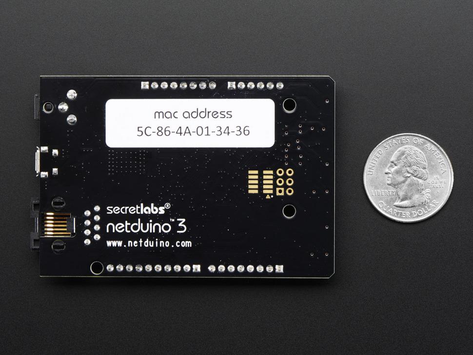 NETduino 3 Ethernet