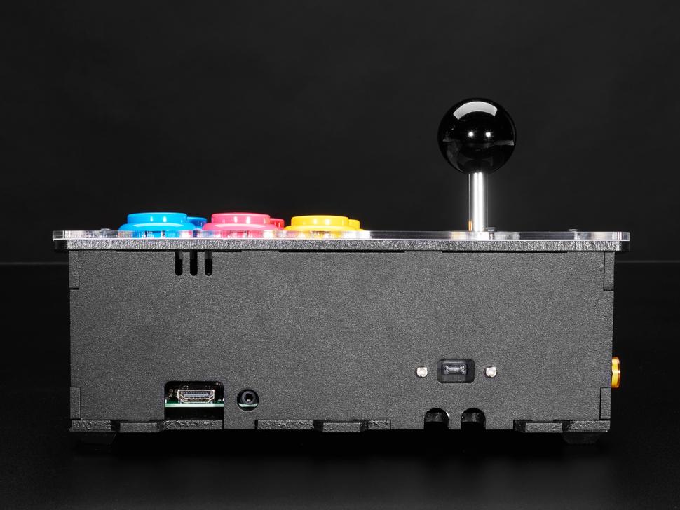 Pimoroni Picade Console Controller Kit for Raspberry Pi 4 - PIM488