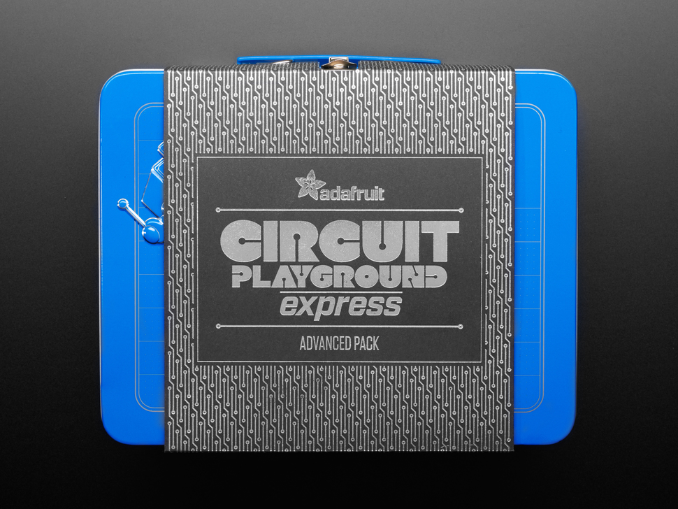 Circuit Playground Express Advanced Pack
