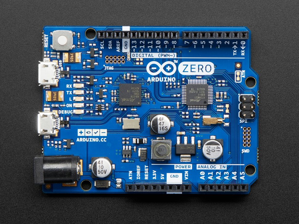arduino zero 32 bit cortex m0 arduino with debug. Black Bedroom Furniture Sets. Home Design Ideas