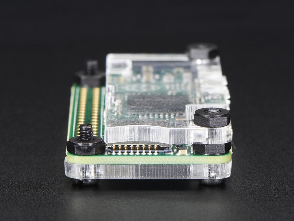 Adafruit Pi Protector for Raspberry Pi Model Zero