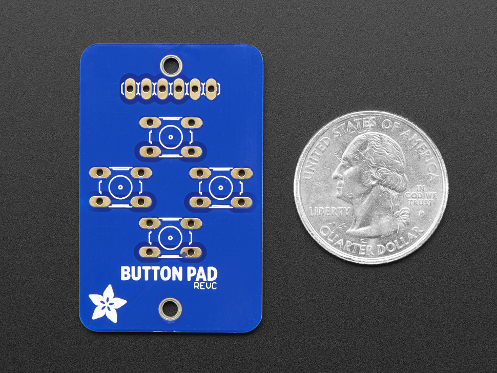 PiGrrl Zero Custom Gamepad PCB