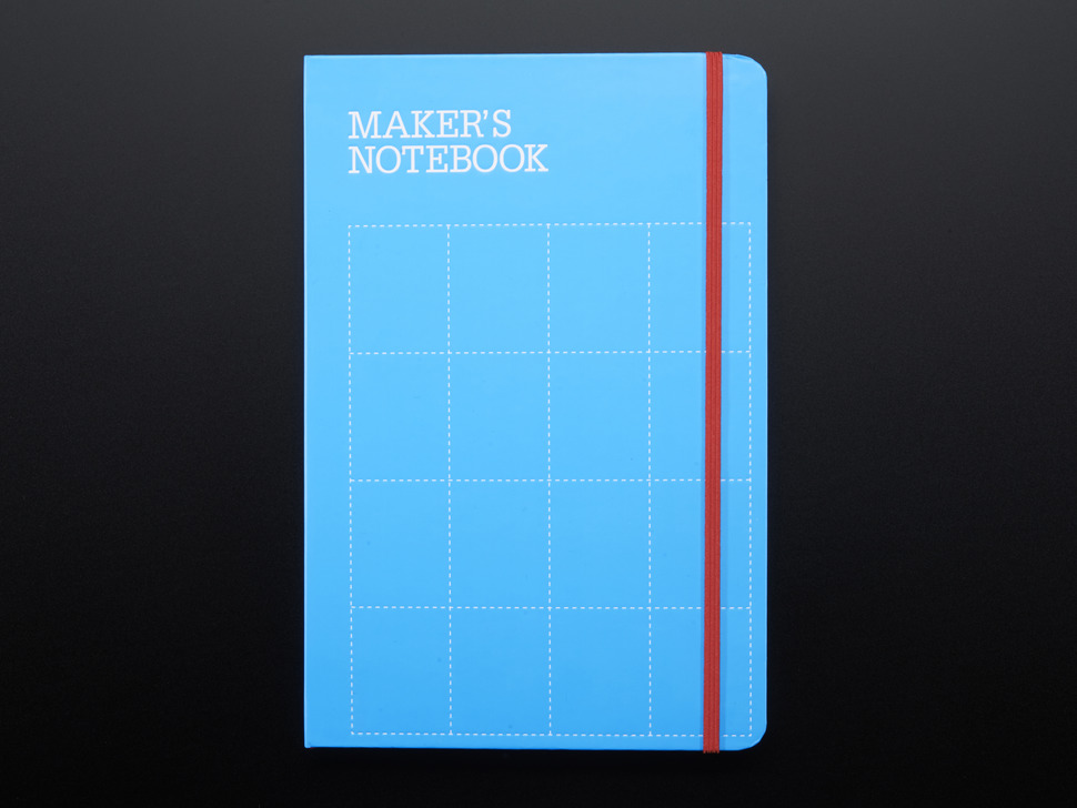 The Maker's Notebook