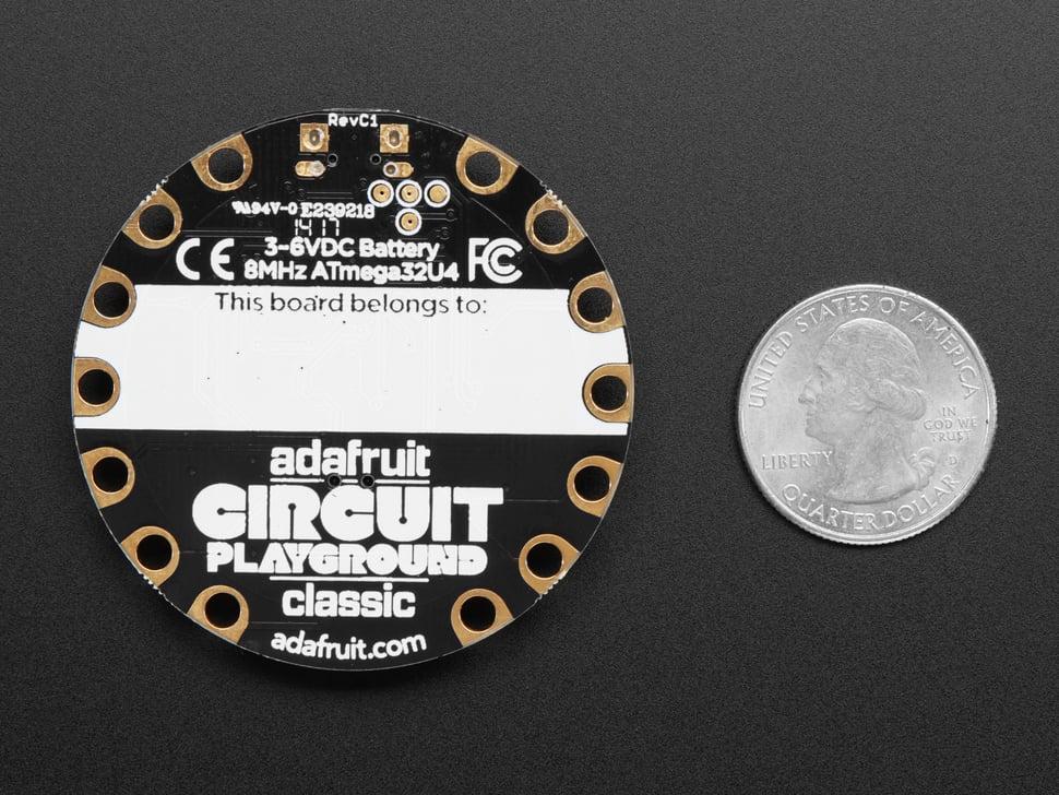 Circuit Playground Classic