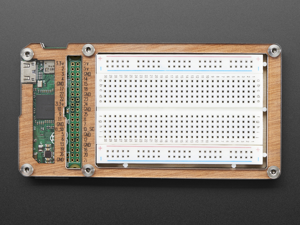 C4Labs Zebra Zero Plus for Raspberry Pi Zero