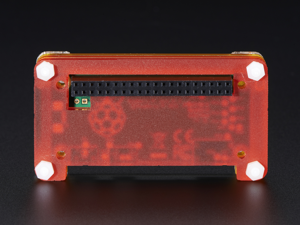 Pibow Zero Case for Raspberry Pi Zero v1.3