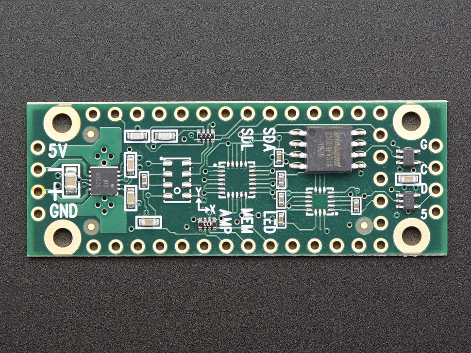 PJRC Prop Shield-LC for Teensy 3.2 and Teensy-LC