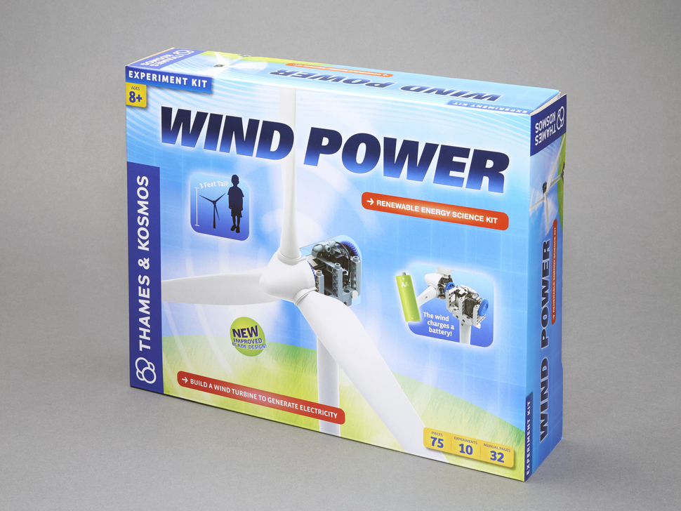Thames & Kosmos Wind Power Kit - 3.0
