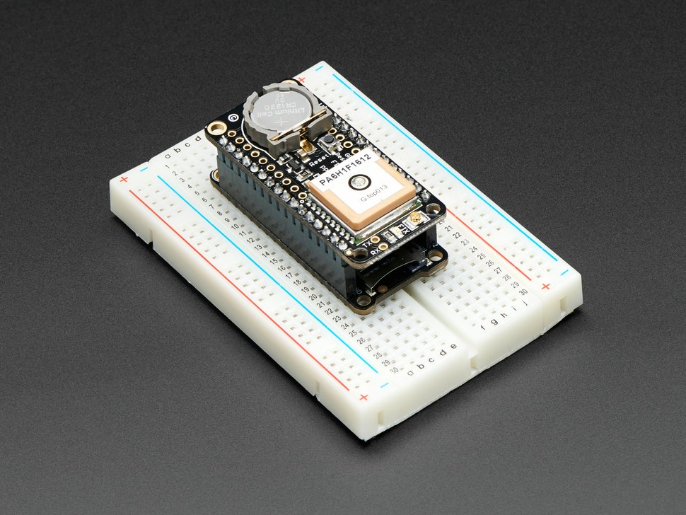 Adafruit Ultimate GPS FeatherWing