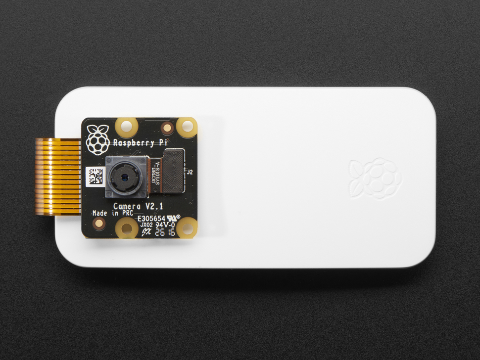 Raspberry Pi Zero v1.3 NoIR Camera Pack - Includes Pi Zero