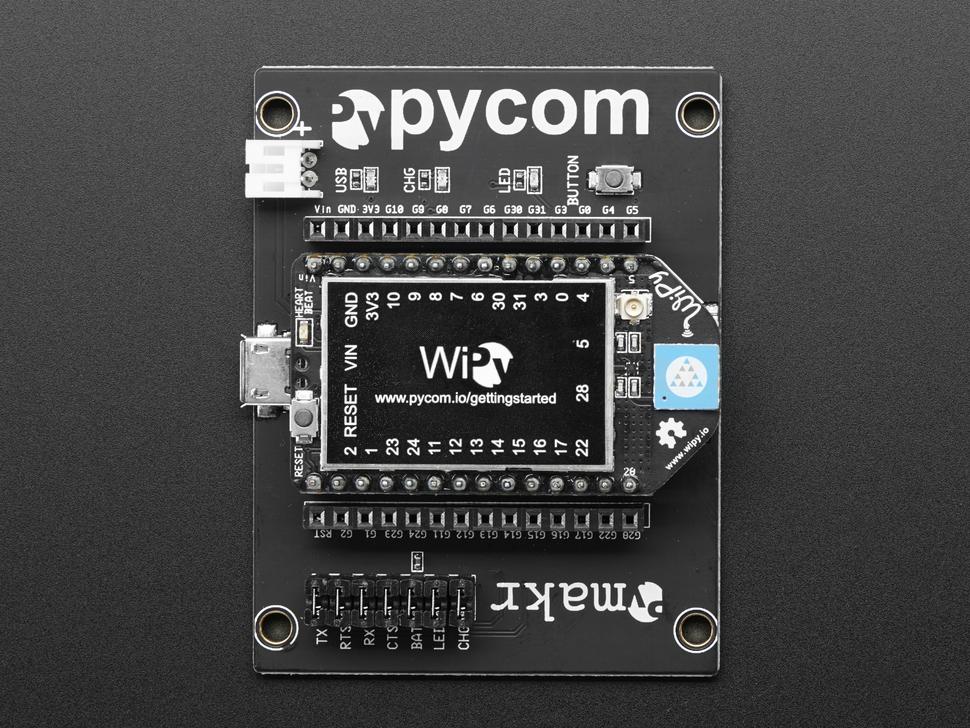 WiPy - IoT Development Platform