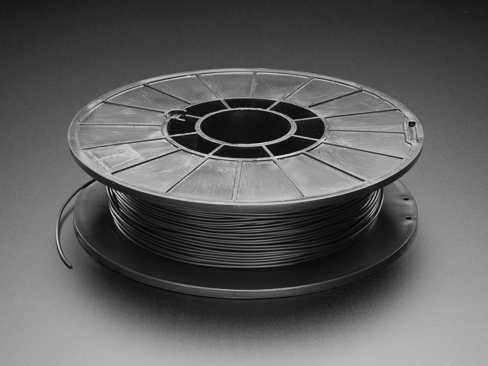 Cheetah NinjaFlex Filament - 1.75mm - Midnight - 0.5 Kg