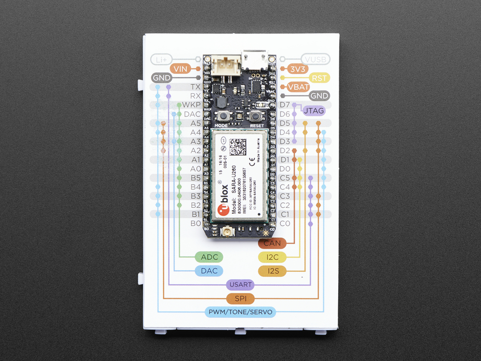 Particle Electron Cellular IoT Kit - 2G Global