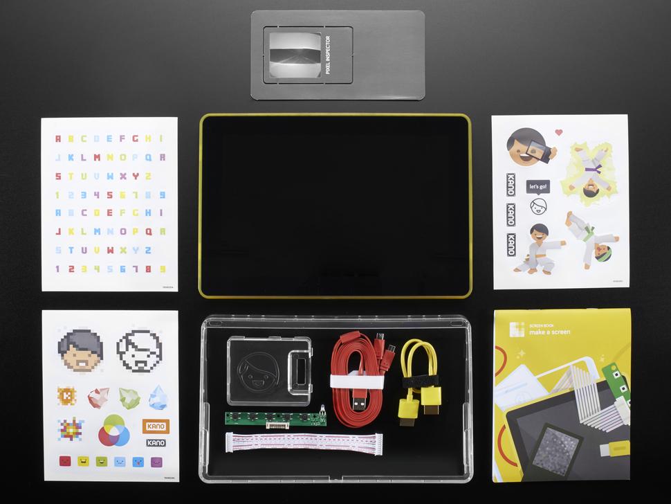 Kano Screen Kit