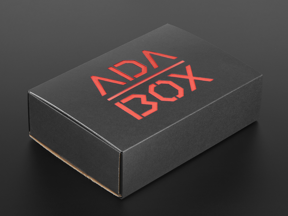 AdaBox003 – The World of IoT – Curated by Digi-Key