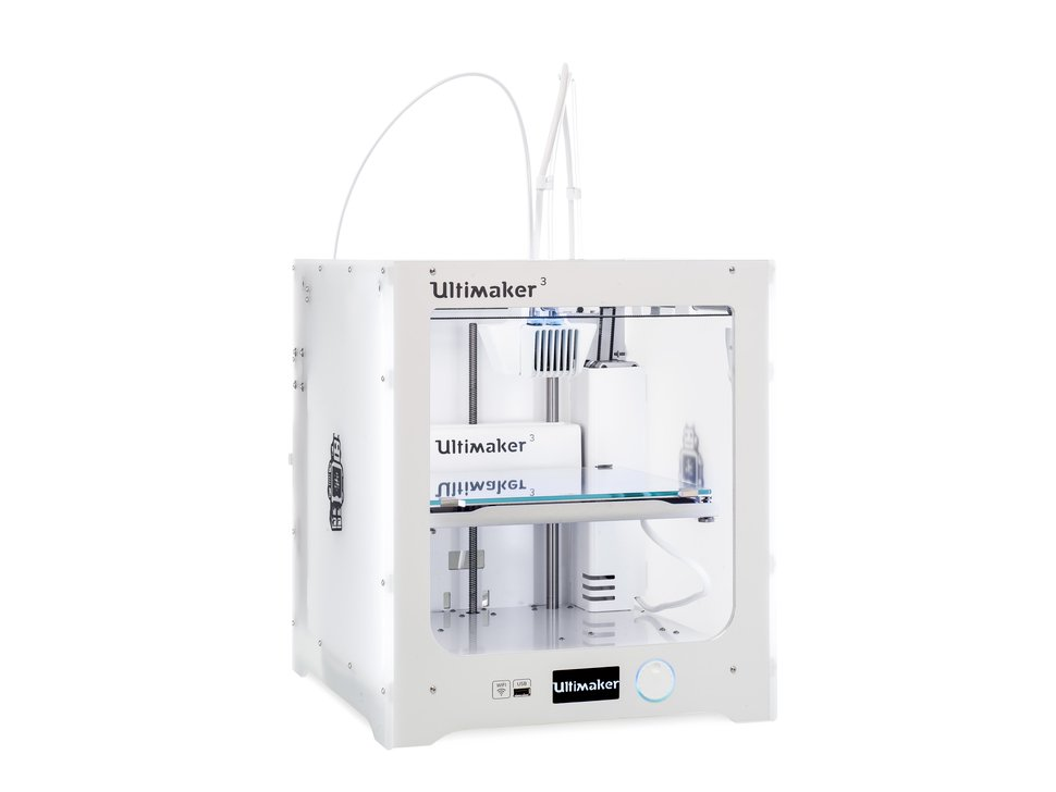Ultimaker 3 - 3D Printer