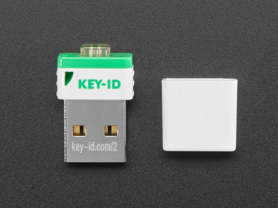 FIDO2 U2F Security Key - U2F USB 2-Step Authentication Security