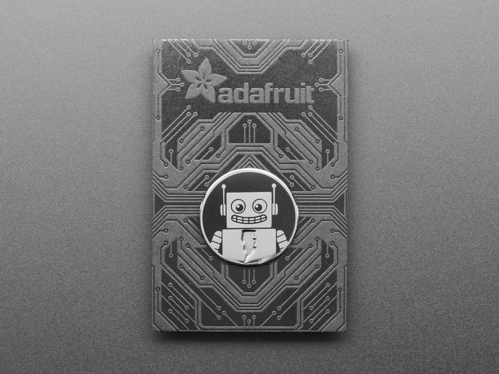 AdaBot - Limited Edition Enamel Pin