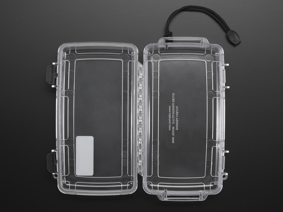 Large waterproof OtterBox - 3000