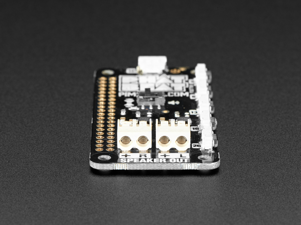 Pimoroni pHAT BEAT for Raspberry Pi Zero
