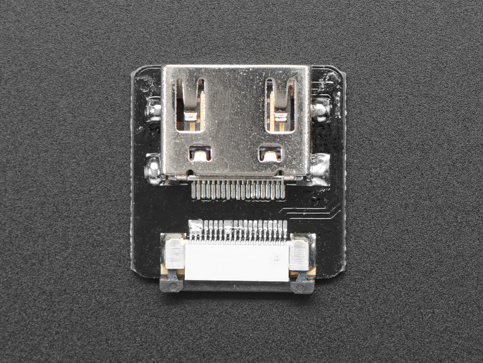 DIY HDMI Cable Parts - Straight HDMI Socket Adapter
