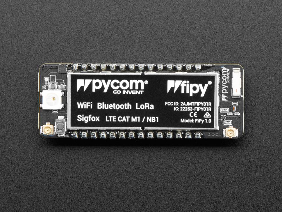 Pycom FiPy