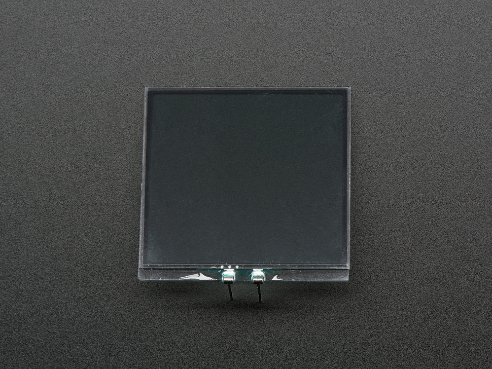 Small Liquid Crystal Light Valve - Controllable Shutter Glass