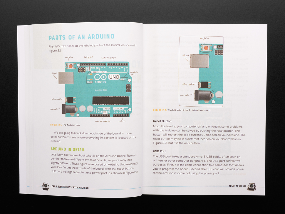 Learn Electronics with Arduino - by Jody Culkin and Eric Hagan