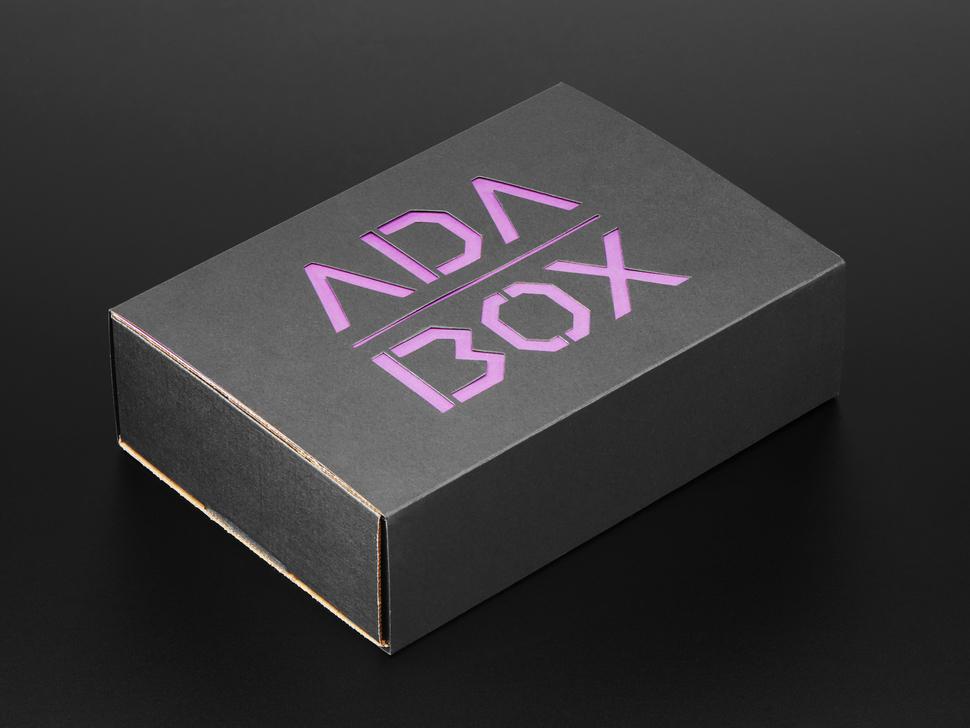 AdaBox006 – CircuitPython