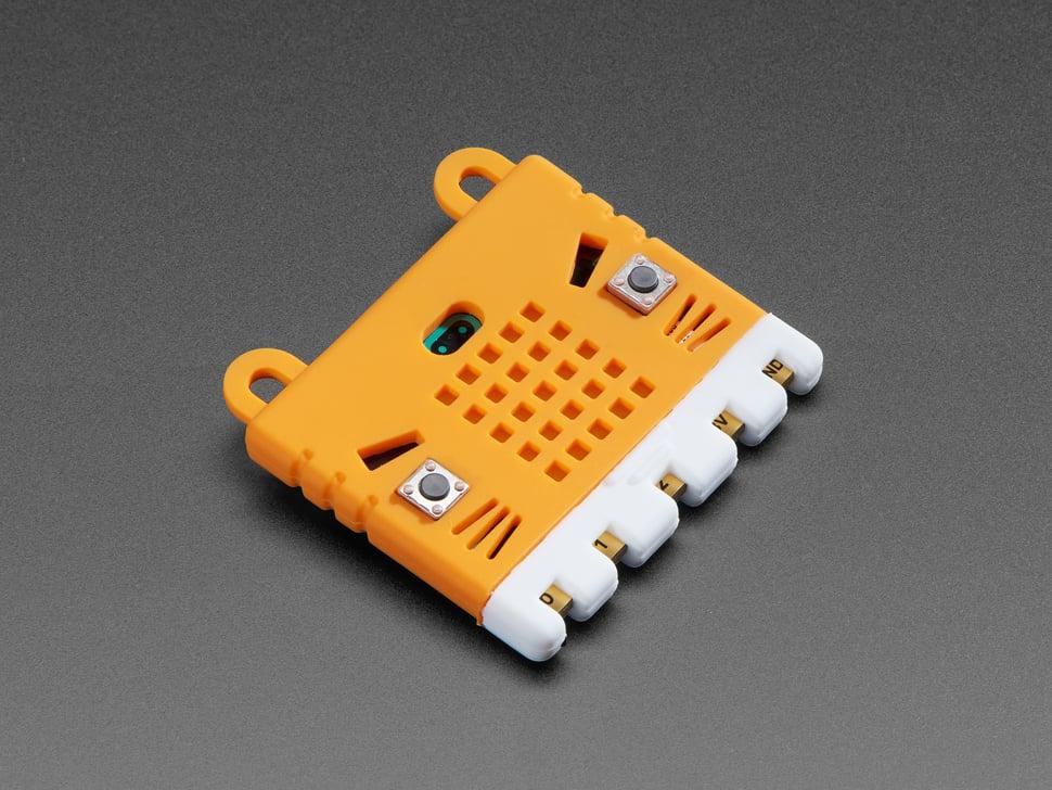 KittenBot Silicone Sleeve for micro:bit - Orange