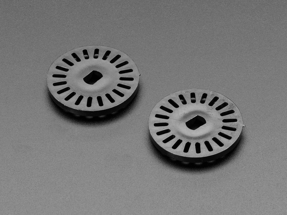 Pack of 2 TT Motor Encoders