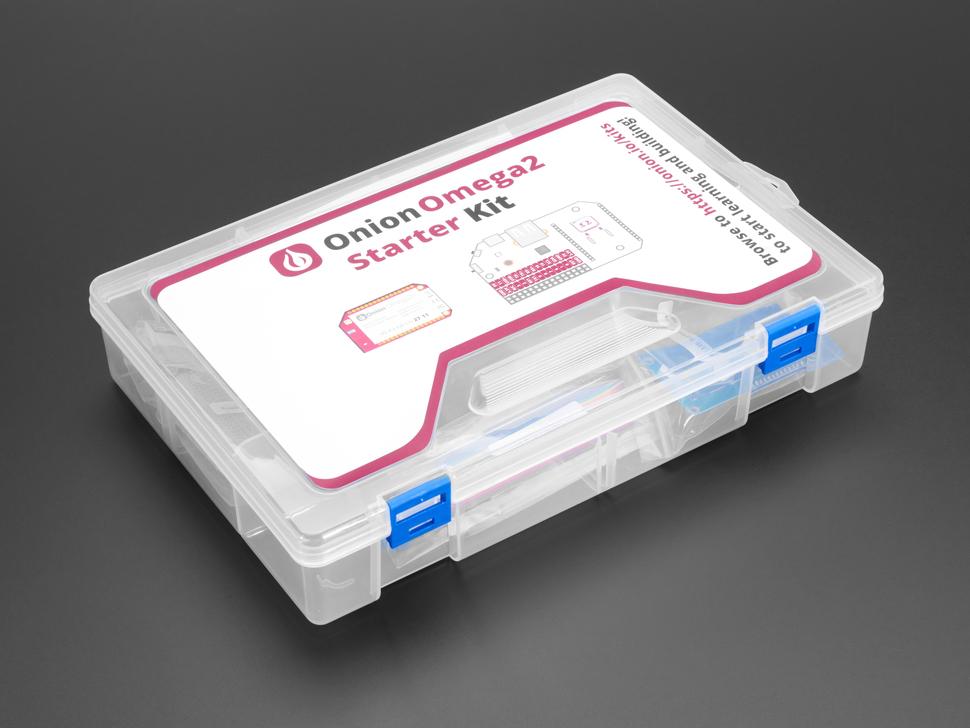 Onion Omega2+ Starter Kit