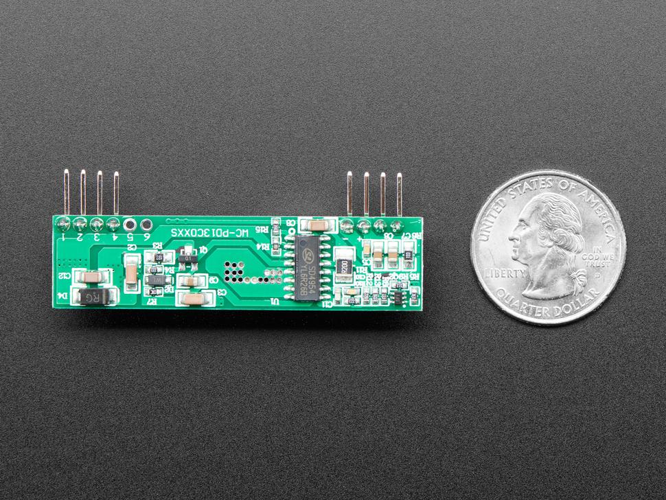 5V 1.5A Output PoE Module - Works with Raspberry Pi 3 B+