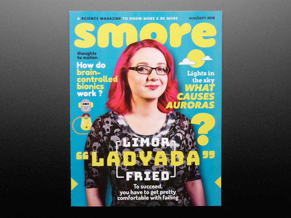 Smore Magazine - Aug/Sept 2018 Edition