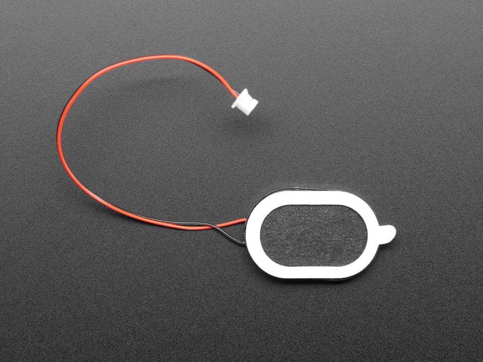 Mini Oval Speaker - 8 Ohm 1 Watt