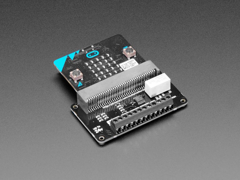 Pimoroni automation:bit for micro:bit