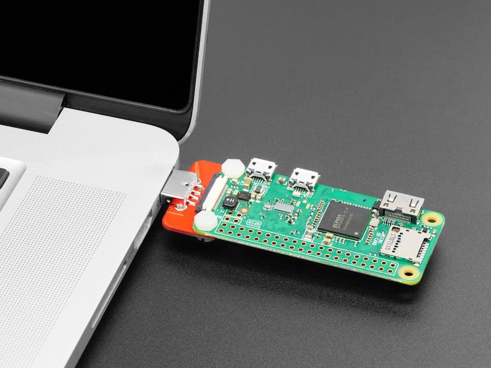 Zero Stem for Pi Zero 1.3 and Pi Zero W 1.1
