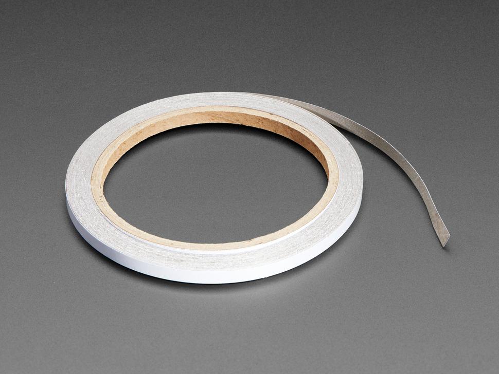 Conductive Nylon Fabric Tape - 5mm Wide