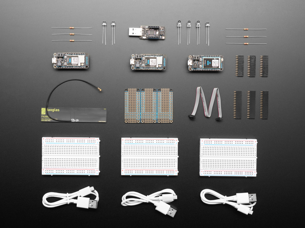 Particle Mesh LTE Bundle - Full Starter Kit