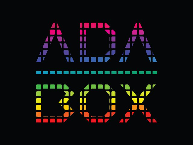 AdaBox010 - Rainbow Trellis