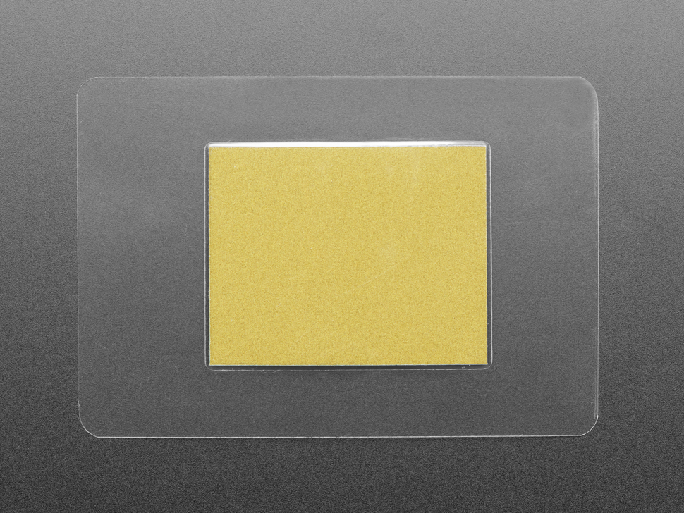 HD Magnet Viewing Film - 50x40mm
