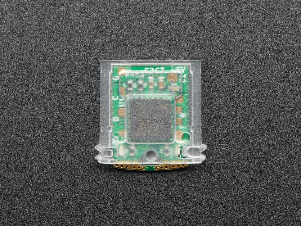Very small PCB in plastic case