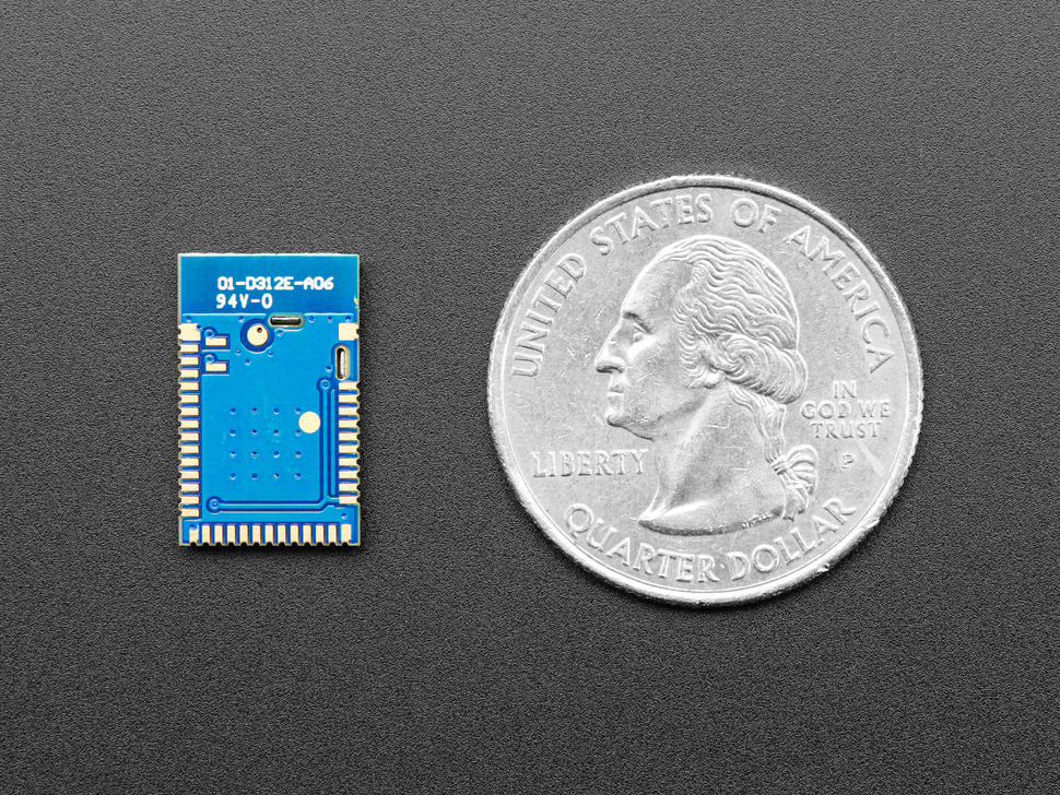 nRF52832 Bluetooth Low Energy Module - MDBT42Q-512KV2