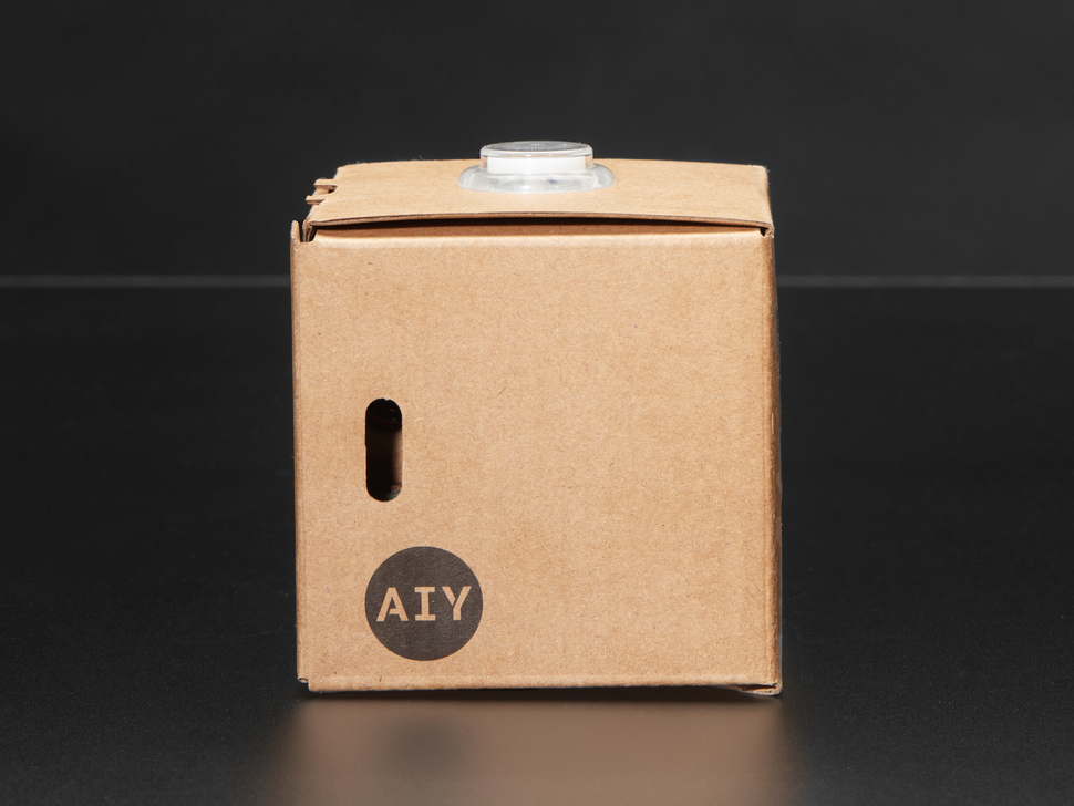 Google AIY Voice Kit for Raspberry Pi V2