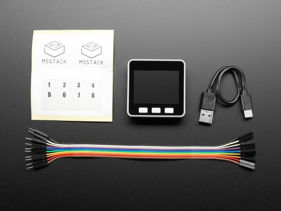 M5Stack Gray Development Kit - ESP32 Dev Board w/ MPU6886+BMM150