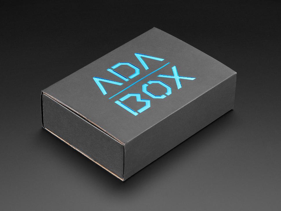 AdaBox012 - PyGamer