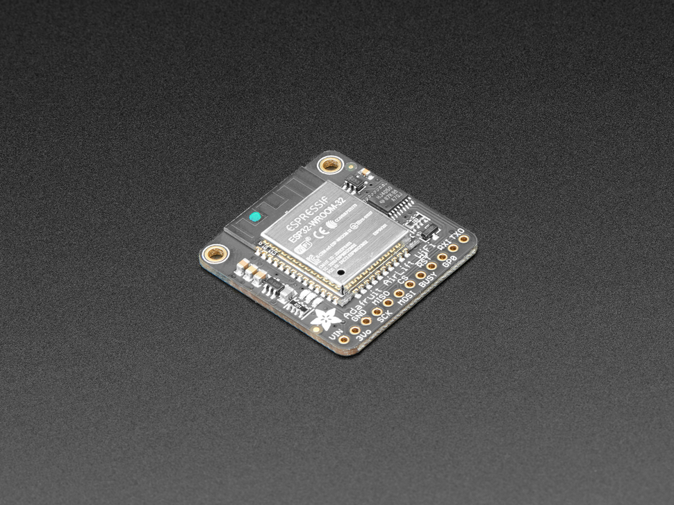 Adafruit AirLift – ESP32 WiFi Co-Processor Breakout Board