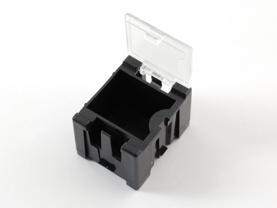 Modular Snap Boxes - SMD component storage - 5 pack